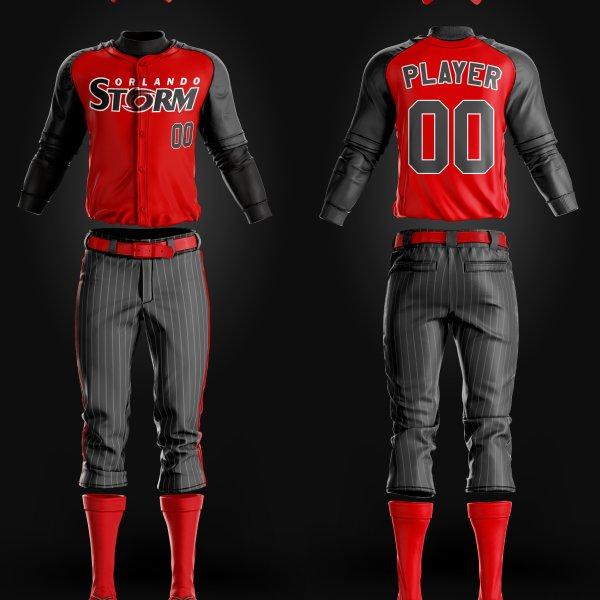 grand slam baseball uniform template sports templates